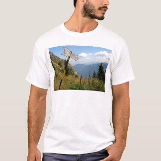 Poiana Brasov Romania View T-Shirt