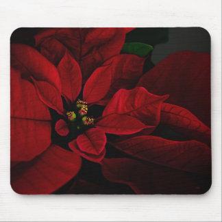 Poinsettia Mousepad