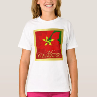 Poinsettia T-Shirt