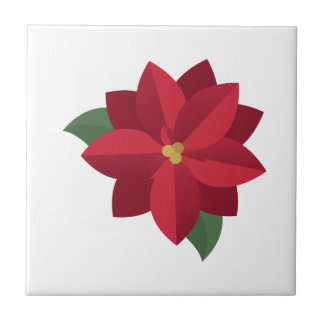 Poinsettia Tiles