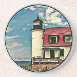 Point Betsie Lighthouse Coaster