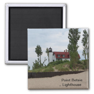 Point Betsie Lighthouse Magnet