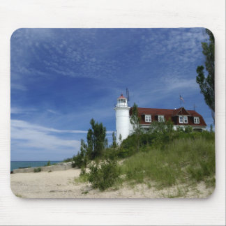 Point Betsie Lighthouse Mouse Pad