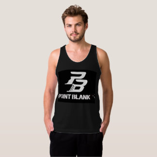 Point Blank Logo2 Tank Top