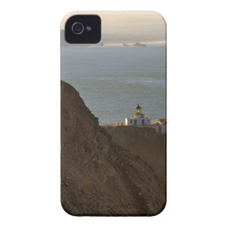 Point Bonita Lighthouse in San Francisco CA iPhone 4 Case-Mate Cases