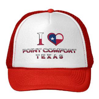Point Comfort, Texas Mesh Hats