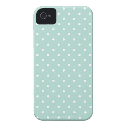 Point de polka en bon état coque iPhone 4 Case-Mate