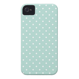 Point de polka en bon état étuis iPhone 4