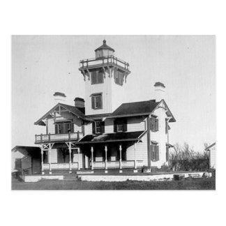 Point Hueneme Lighthouse Postcard