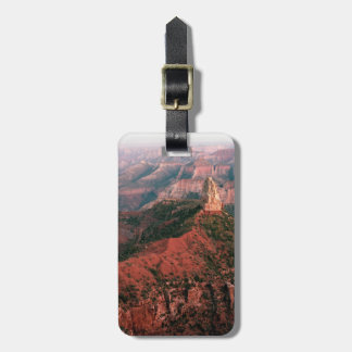 Point Imperial and Mount Hayden at Sunset Luggage Tag