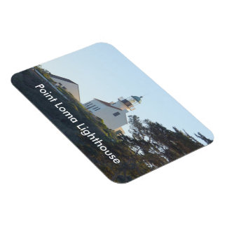 Point Loma Lighthouse Magnet