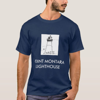 Point Montara Lighthouse T-Shirt