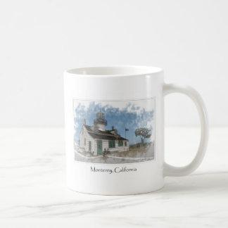 Point Pinos Pacific Grove Monterey California Coffee Mug