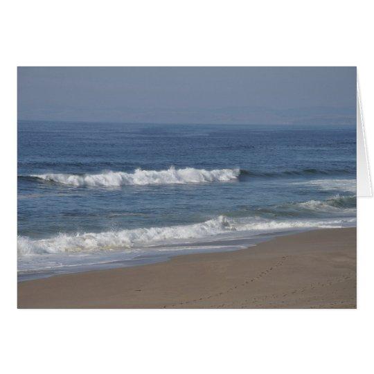 Point Reyes Beach - Greeting Card