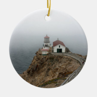 Point Reyes - Light House Ceramic Ornament