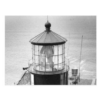 Point Sur Lighthouse Postcard