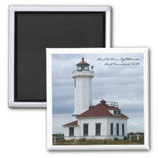Point Wilson Lighthouse Magnet