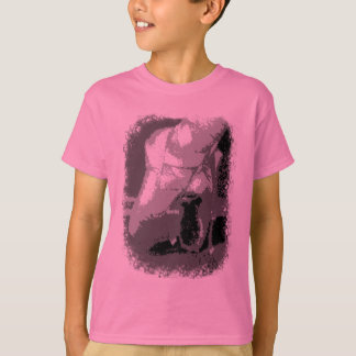 Pointe Shoes Dancer Graphic T-Shirt