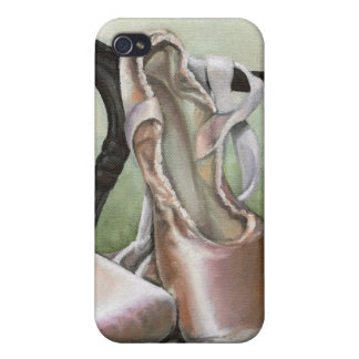 Pointe Shoes iPhone 4/4S Cases