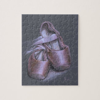 Pointe shoes jigsaw puzzle