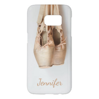 Pointe Shoes Samsung Galaxy S7 Case