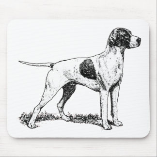 pointer art 3 mouse pad