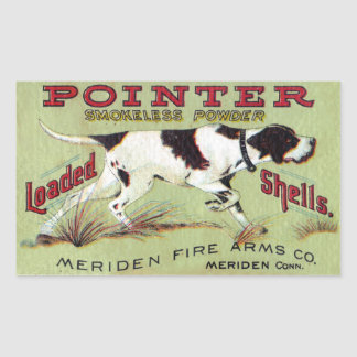 Pointer Decal Sticker