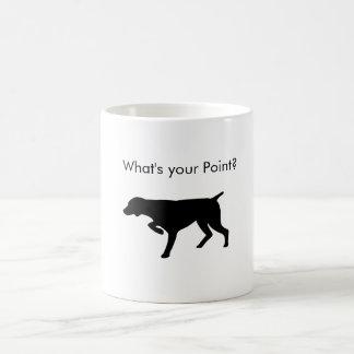 Pointer Love Coffee Mug