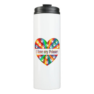 Pointer Love Thermal Tumbler