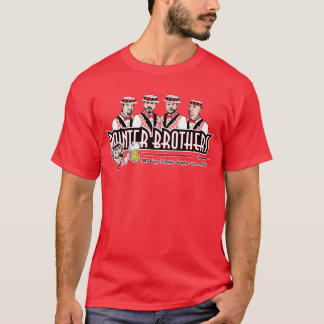 Pointer Pappy Game Jersey T-Shirt
