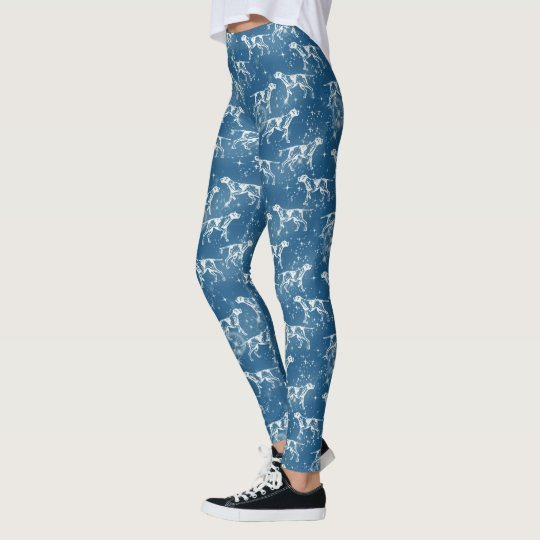 Pointers and Stars Leggings