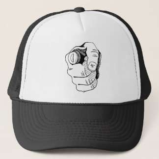 Pointing Finger Hat