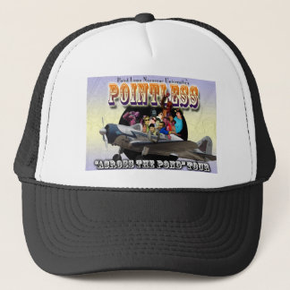 Pointless Europe Tour Trucker Hat
