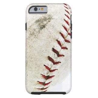 Points vintages de base-ball ou de base-ball coque iPhone 6 tough