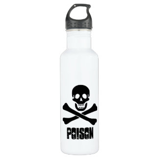 Poison 710 Ml Water Bottle