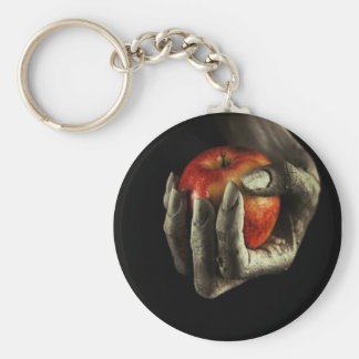 POISON APPLE KEYCHAIN