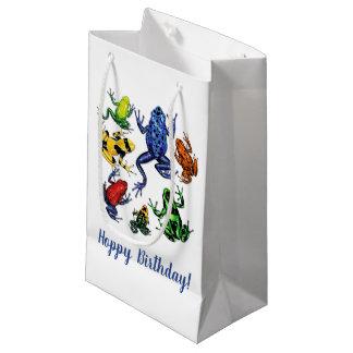 Poison Arrow Frog (Poison Dart frog) Gift Bag