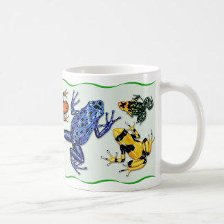 Poison Arrow Frogs Mug
