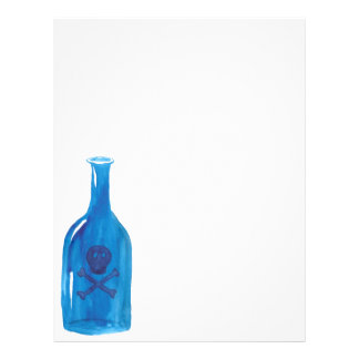 Poison Bottle Letterhead