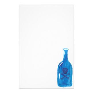 Poison Bottle Stationery
