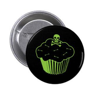 Poison Cupcake Button