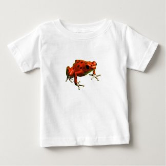 Poison Dart Frog Baby T-Shirt