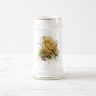 Poison_dart_frog Beer Stein