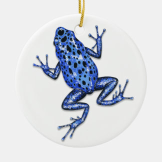 Poison Dart Frog Ornament