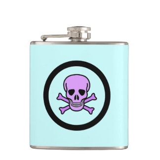 poison hip flask