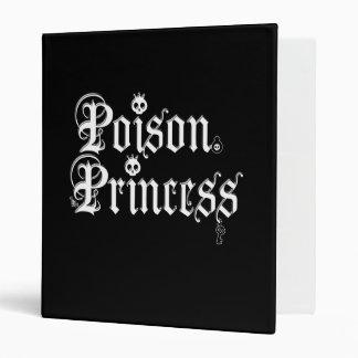 Poison Princess Binder