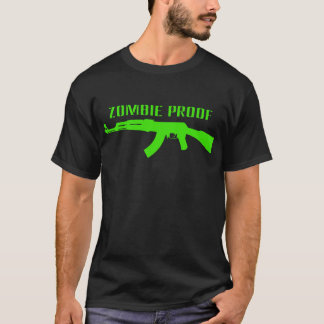 Poison Zombie Proof T-Shirt