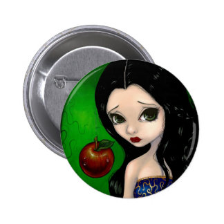 """Poisoned Apple"" Button"