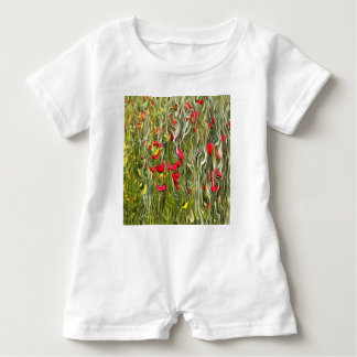 Poisoned Poppies Baby Romper