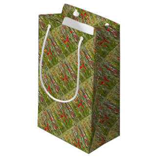Poisoned Poppies Small Gift Bag